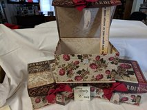 Decorative Chest Boxes  (Brand New Items) in 29 Palms, California