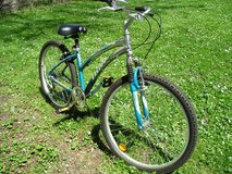 HUFFY AVENUE 6 SPEED BICYCLE - ALUMINUM FRAME in Yorkville, Illinois