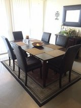 Dinning Table & 6 Chairs Set for Refurbish!! in Okinawa, Japan