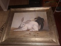 Rabbit Painting in San Antonio, Texas