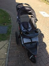 running stroller in Lakenheath, UK