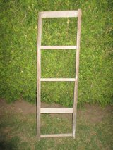 antique ladder in Ramstein, Germany
