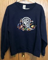 WARNER BROTHERS LOONEY TUNES EMBROIDERED SWEATSHIRT OR TOP in Lakenheath, UK