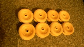 "Wood Turning Shapes -Toy Wheel 2 3/4"" X 5/8"" in Camp Lejeune, North Carolina"