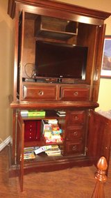 Entertainment center or storage cabinet in Baytown, Texas