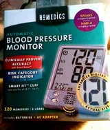 HoMEDICS Blood Pressure Monitor in Fort Campbell, Kentucky