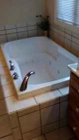 Jetted bathtub in Quad Cities, Iowa