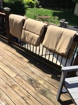 3 Chair Cushion in good condition in Clarksville, Tennessee