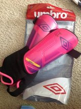 Umbro Shin Guards kids size M in Camp Lejeune, North Carolina