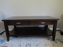 Coffee Table with two drawers in Beaufort, South Carolina