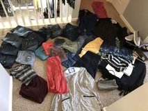 Assorted women's clothes lot in Joliet, Illinois