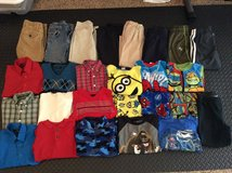 Boys size 5/6 fall/winter clothing in Warner Robins, Georgia