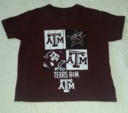 Texas A&M Shirt - Toddler 2T in Kingwood, Texas