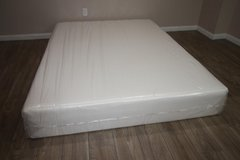 Queen Memory Foam Mattress in Kingwood, Texas