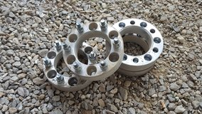 "6x5.5 Wheel Spacers 1.5"" fit Toyota,Chevy,Nissan in Fort Leonard Wood, Missouri"