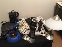 UK/Europe PCS?  Lot of 220v appliances - sewing maching, crockpots, pwr cords and more in Fort Meade, Maryland