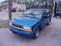 2002 Blue Chevrolet S-10 in Fort Riley, Kansas