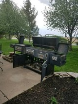 Massive Grill in Yorkville, Illinois