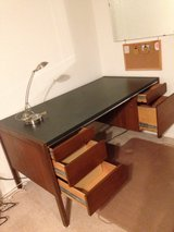 Kimball 5 drawer executive desk in Yucca Valley, California