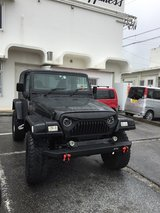 (TJ) Jeep wrangler in Okinawa, Japan