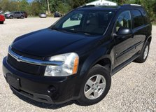 2009 Chevy Equinox LT 4x4 in Fort Leonard Wood, Missouri