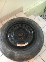 Spare Tire T135/90R 16 in Ramstein, Germany