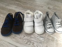 Baby shoes in Spangdahlem, Germany