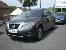 2014 NISSAN PATHFINDER S 7-Seater in Spangdahlem, Germany