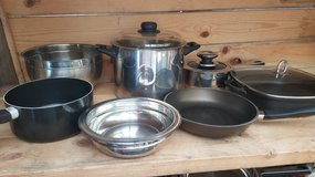 Pots and Pans in Ramstein, Germany