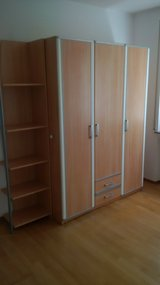Shrunk with dresser/changing table- PCS, must sell ASAP in Stuttgart, GE