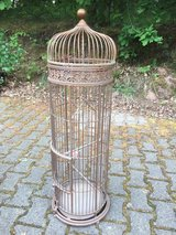 Tall Bird Cage in Ramstein, Germany