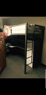 loft bed in Fort Rucker, Alabama