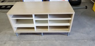 Tv stand with shelves in Fort Leonard Wood, Missouri