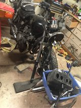 1981 Kawasaki KZ550 Motorcycle No Title for Parts Plus Extras in Lockport, Illinois