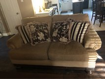 couch, love seat and chair in Kingwood, Texas