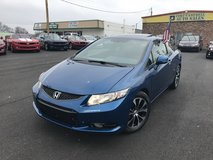 2013 HONDA CIVIC Si COUPE 4-Cyl i-VTEC 2.4 LITER in Fort Campbell, Kentucky
