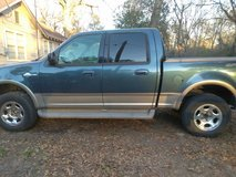 2001 FORD TRUCK F150 4X4 KING RANCH in Kingwood, Texas