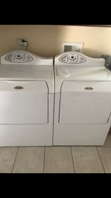 Maytag washer and dryer set in Naperville, Illinois