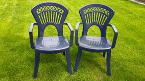 2x Patio Chairs in Ramstein, Germany