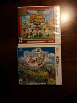 Nintendo 3DS Fantasy Life and Animal Crossing in Kingwood, Texas