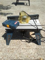 Router, Table and Bits in DeRidder, Louisiana