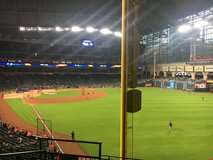 Houston Astros Tickets - Tomorrow - Mother's Day Game! in Kingwood, Texas