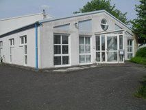 For Rent!!!     Building Hall With Many Possibilities! in Ramstein, Germany
