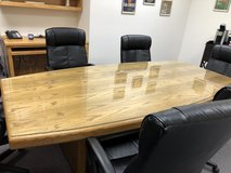 Conference table in Riverside, California