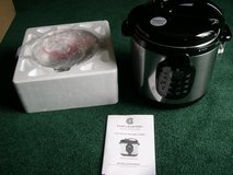 Cook Essentials 6 Quart Digital Pressure Cooker- New in the Box in Wheaton, Illinois