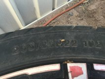 "265/35 r22 or 22"" tire in Alamogordo, New Mexico"