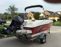 2015 Bayliner Element & Trailer in Kingwood, Texas