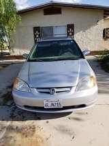2002 Honda Civic Ex in 29 Palms, California
