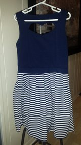 Like new!   Girls Dress Size Large 8-10 in Naperville, Illinois