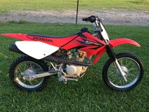 Honda CRF 80F in Leesville, Louisiana